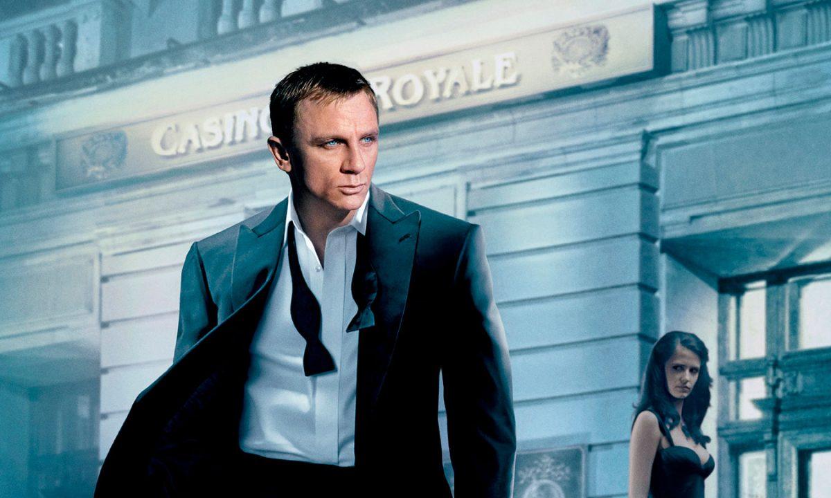 Smoking 007 casino royale