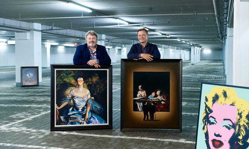 Foto: Svenn Hjartarson / Galerie Wolfsen