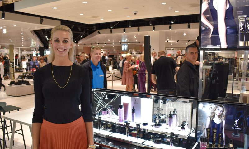 Magasins Store Manager i Aalborg, Tina Mikkelsen