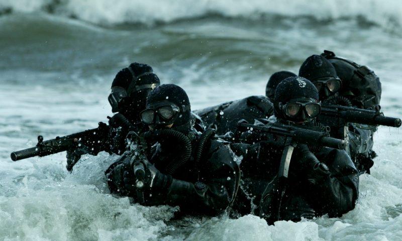 Pressefoto: Navy Seals