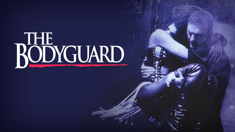 Filmplakat for The Bodyguard
