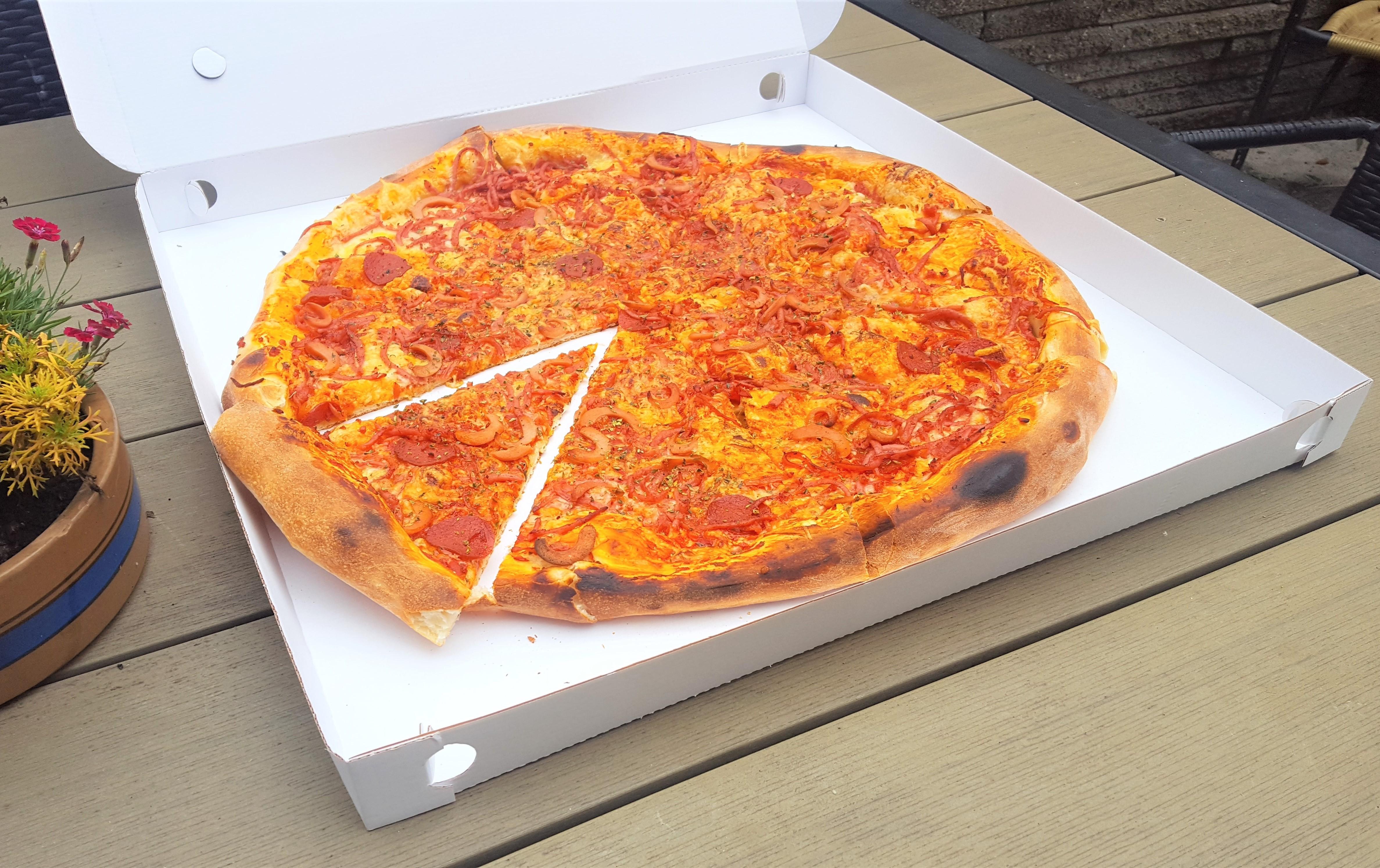 pizza vejgaard