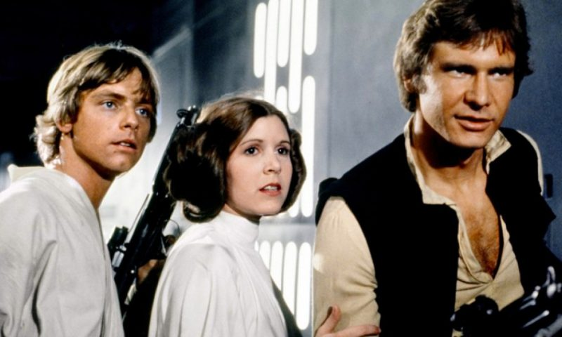 Foto: Stillbillede fra Star Wars A New Hope