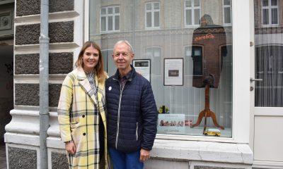 Christina Braad Jensen og Søren Maigaard Jensen fra Sharebnb i Aalborg