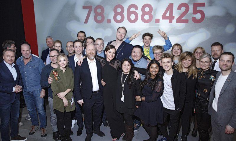 PR-foto. Danmarks Indsamling 2018