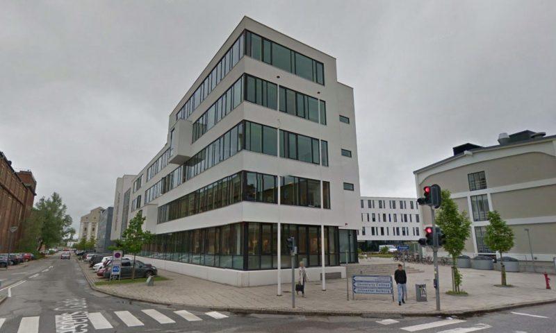 Det nye iværksætterhus i byen