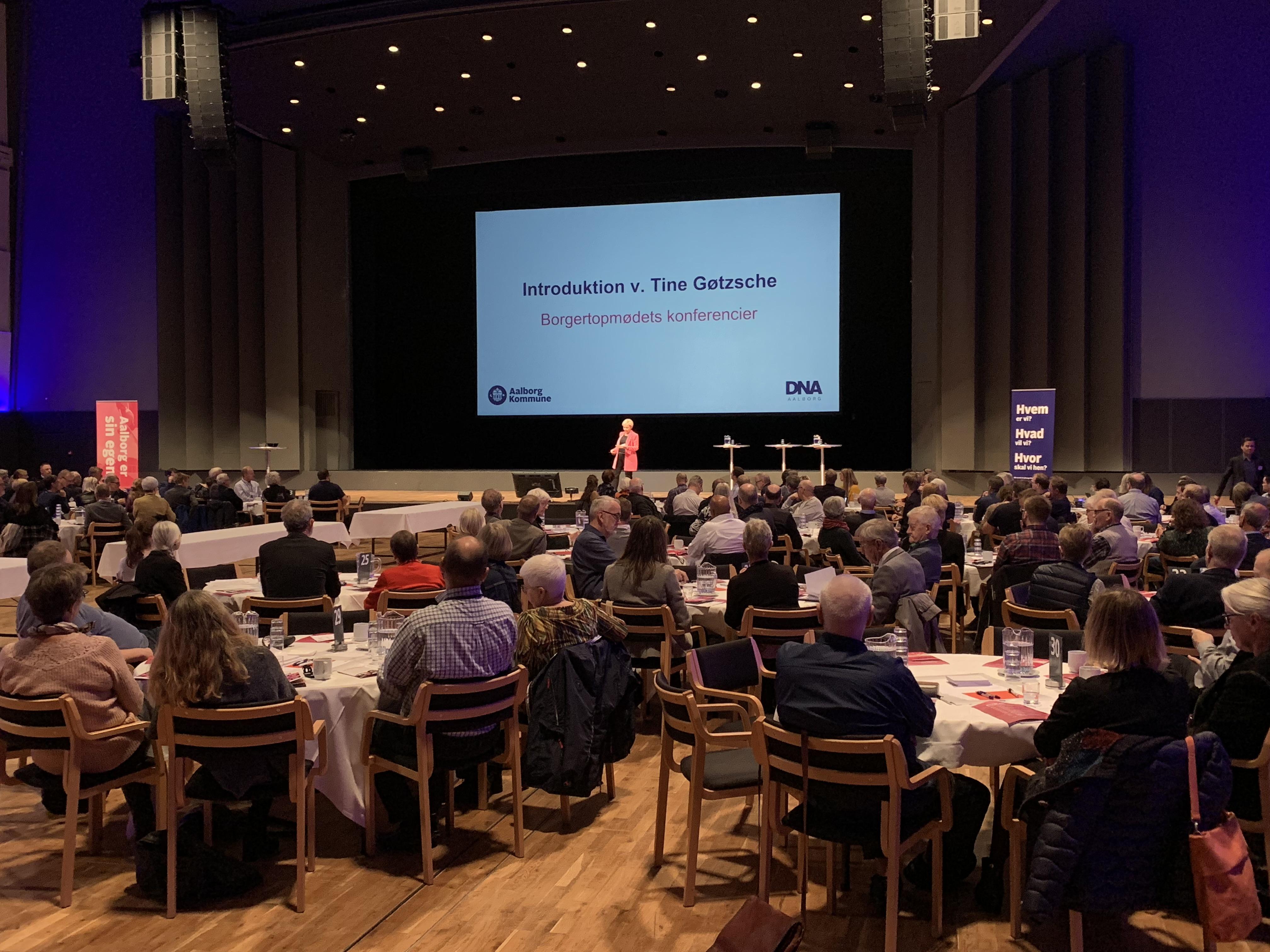 Hvilken by skal Aalborg være i fremtiden? Stort borgermøde gav mange svar