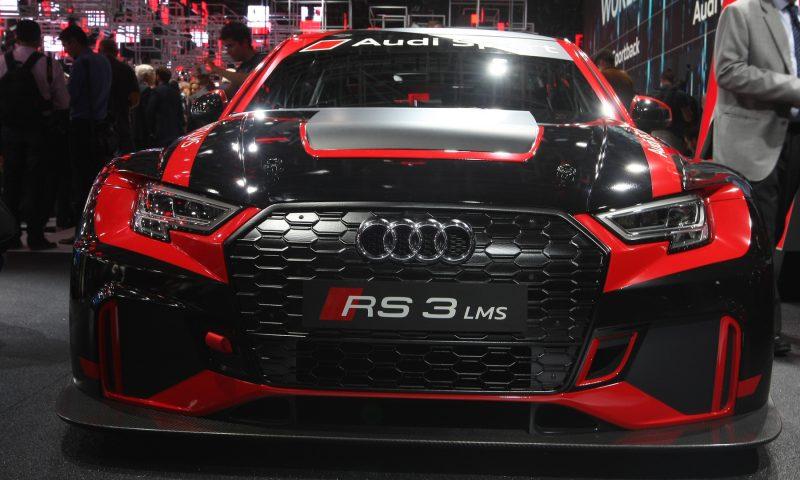Foto: Audi/Audi RS3 LMS