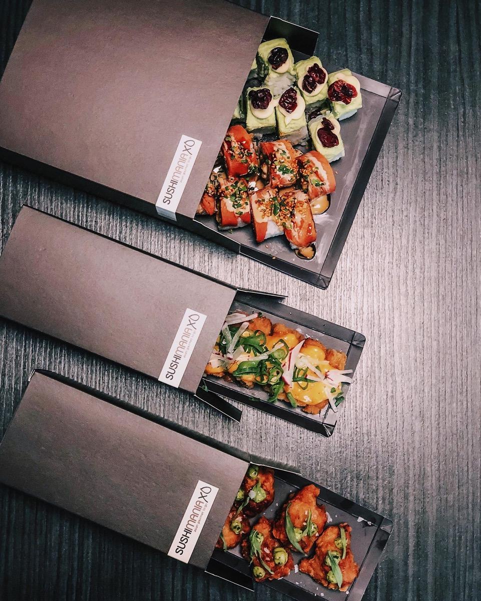 Mange nye tiltag: SushiMania XO vil være bedst på Take Away