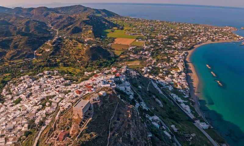 Agios Minas er en ny smuk charterdestination