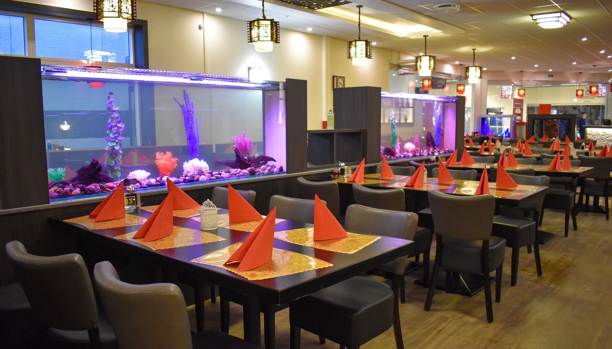 Kører med stærkt åbningstilbud: Kæmpe kinesisk restaurant åbner onsdag