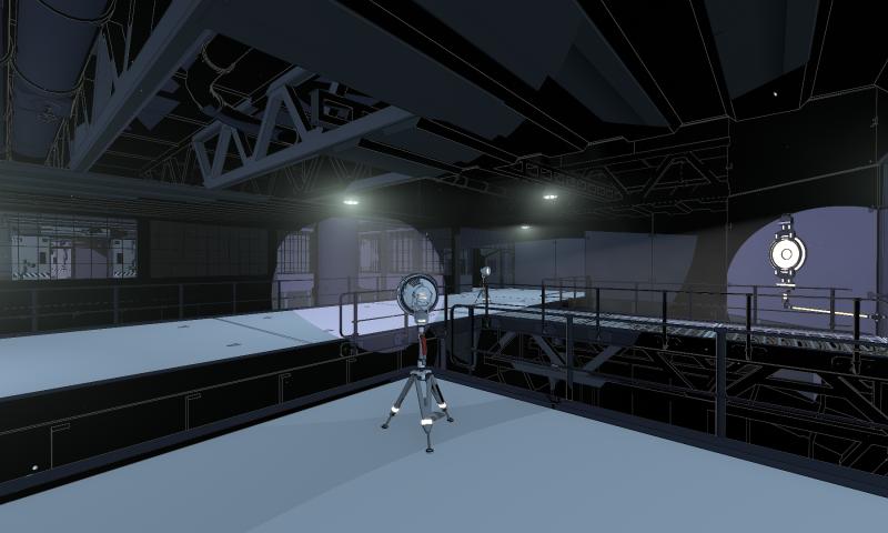 Foto fra spillet