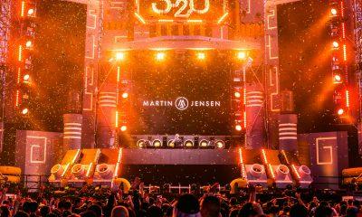 Martin Jensen spiller på store scener i hele verden