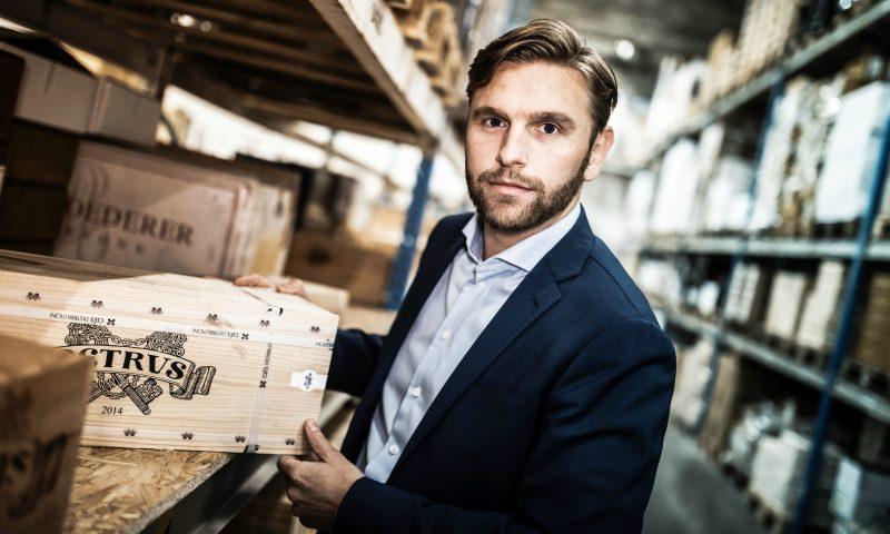 Direktør Anders Børsen Foto: Lange PR