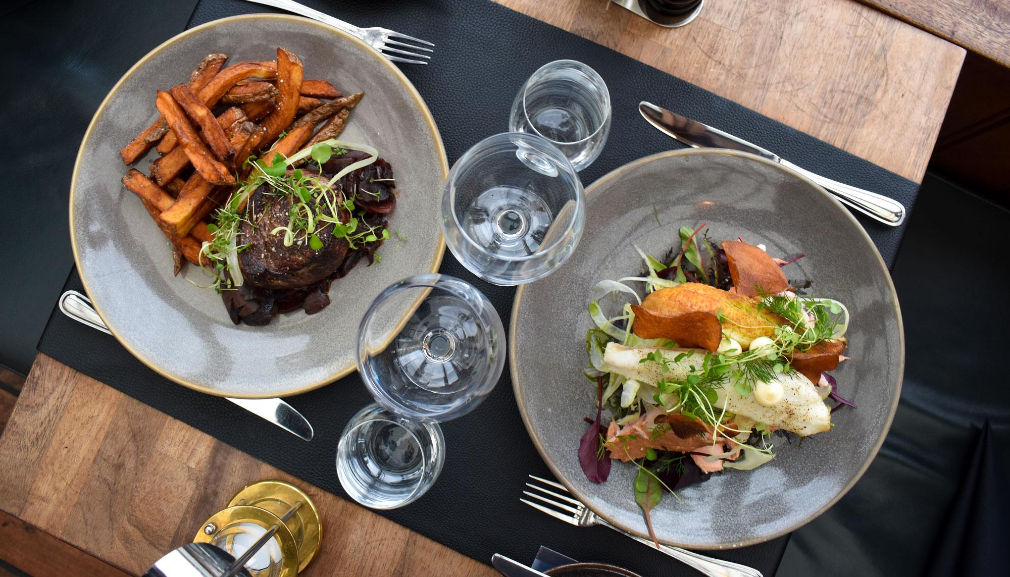 Gourmetrestaurant lancerer nyhed: Nu kan du få Take Away fra Prinses Juliana