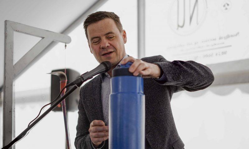 Borgmester Thomas Kastrup-Larsen