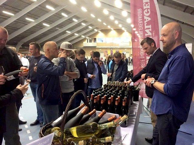 1b52e4cb3ed Smag alt det vin du vil i 4 timer: Kæmpe vinfestival i Aalborg i weekenden