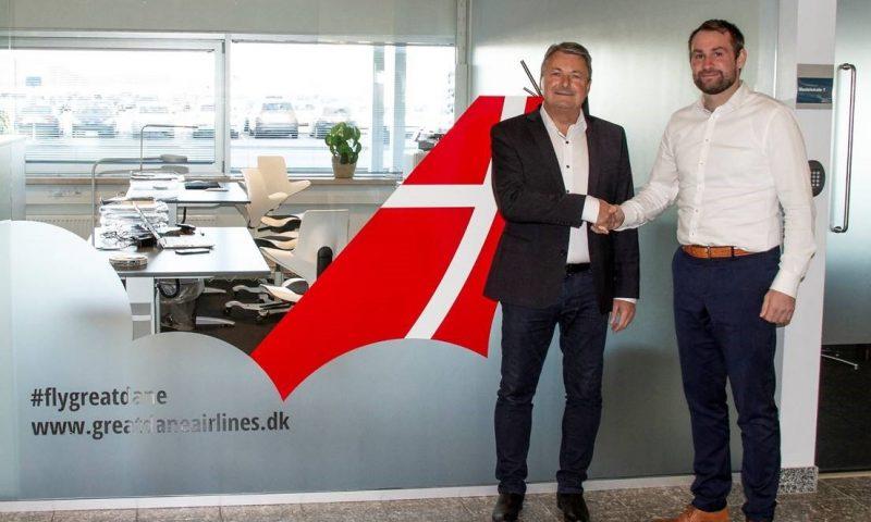 Eigild (tv) har netop købt sig ind i Aalborg flyselskabet Great Dane Airlines