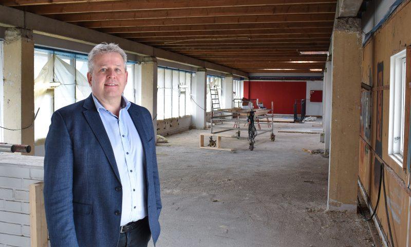 Keld Jakobsen er områdedirektør i Aalborg