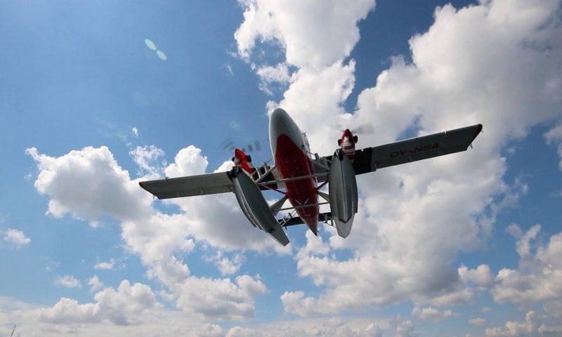 Foto: Nordic Seaplanes