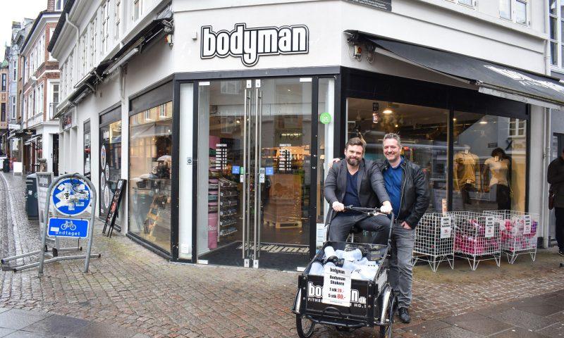1d95c661d5a Får ny butik i Aalborg: Her åbner Bodyman landets største fitness-butik
