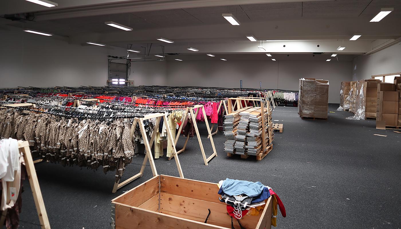8337a4a27713 Kæmpe efterspørgsel på at åbne i Aalborg. Danmarks største børnetøjsoutlet  ...
