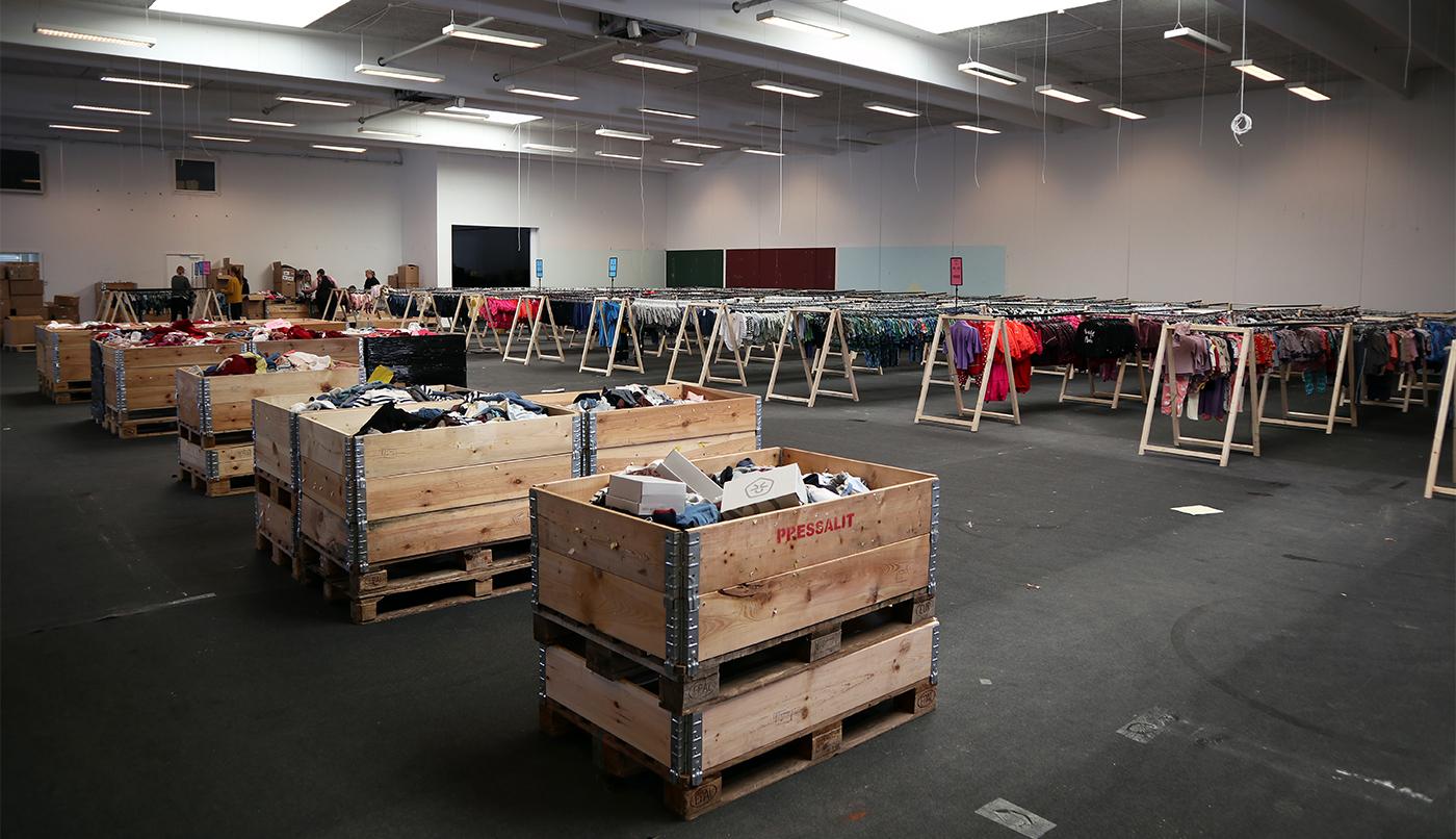 f843d80ccfaa Outletland åbner kæmpe børnetøjs outlet på 2600 kvm i Aalborg