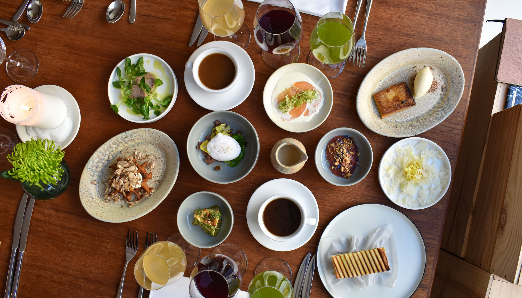 Lækkert alternativ til brunch: Nyd 9 retter for 155 kr. på Restaurant Struktur