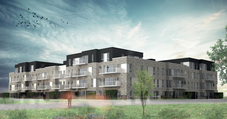 Et af Aalborgs største byudviklingsprojekter: Her kommer 1200 nye boliger