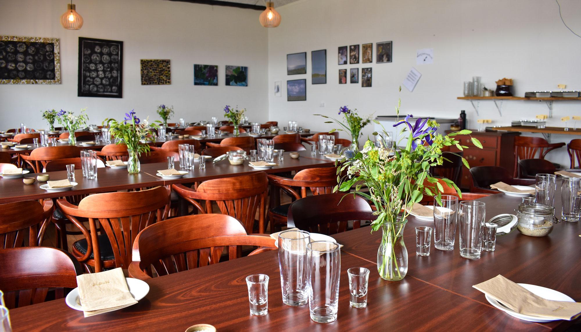 Fristende retter på menukortet: Restaurant Kronborg holder aftenåbent hele pinsen