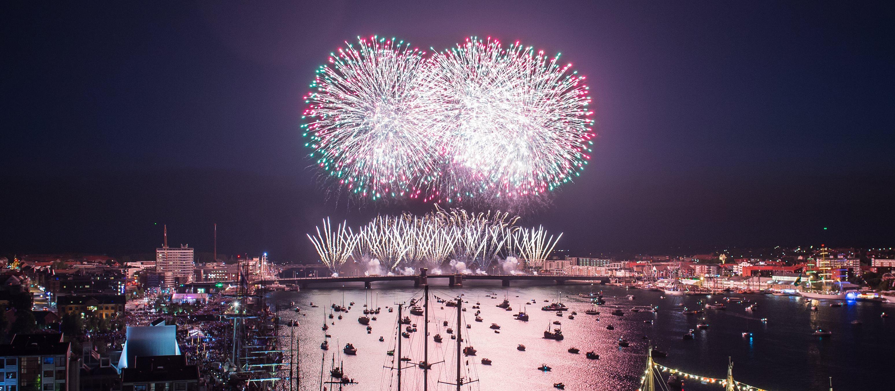 Fede navne meldt ud: 70 gratis koncerter til Tall Ships Races