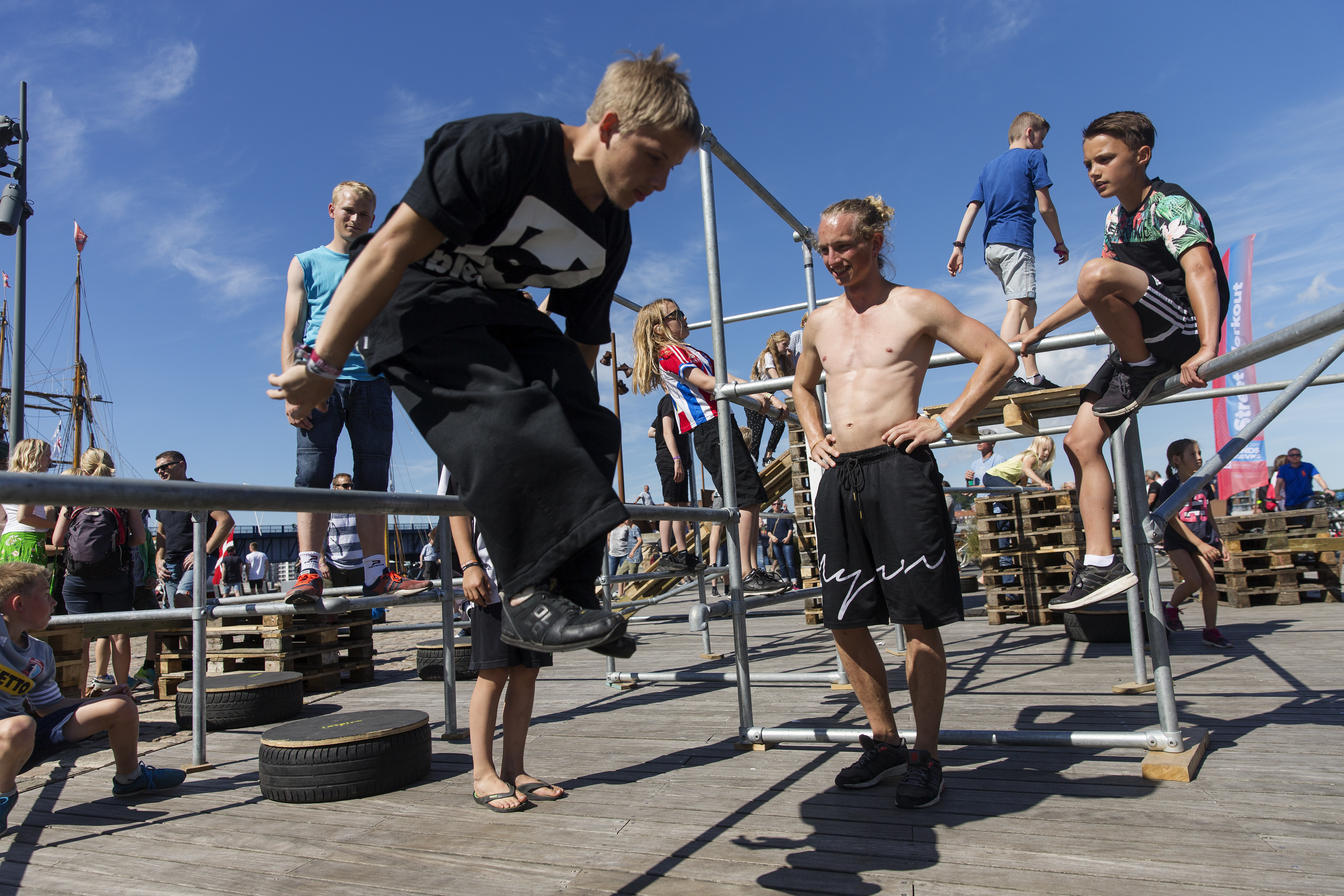 IDRÆTSMØDET samler Aalborg: Prøv over 25 forskellige sportsgrene på en weekend
