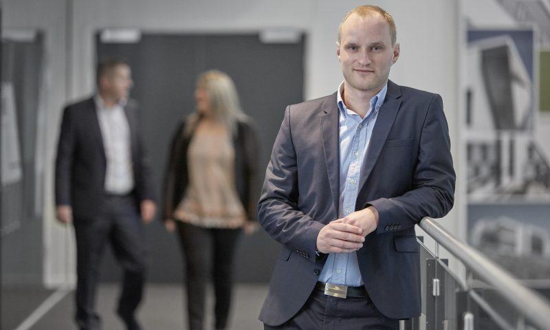 Partner hos BDO Aalborg, Mads Madsen. PR Foto