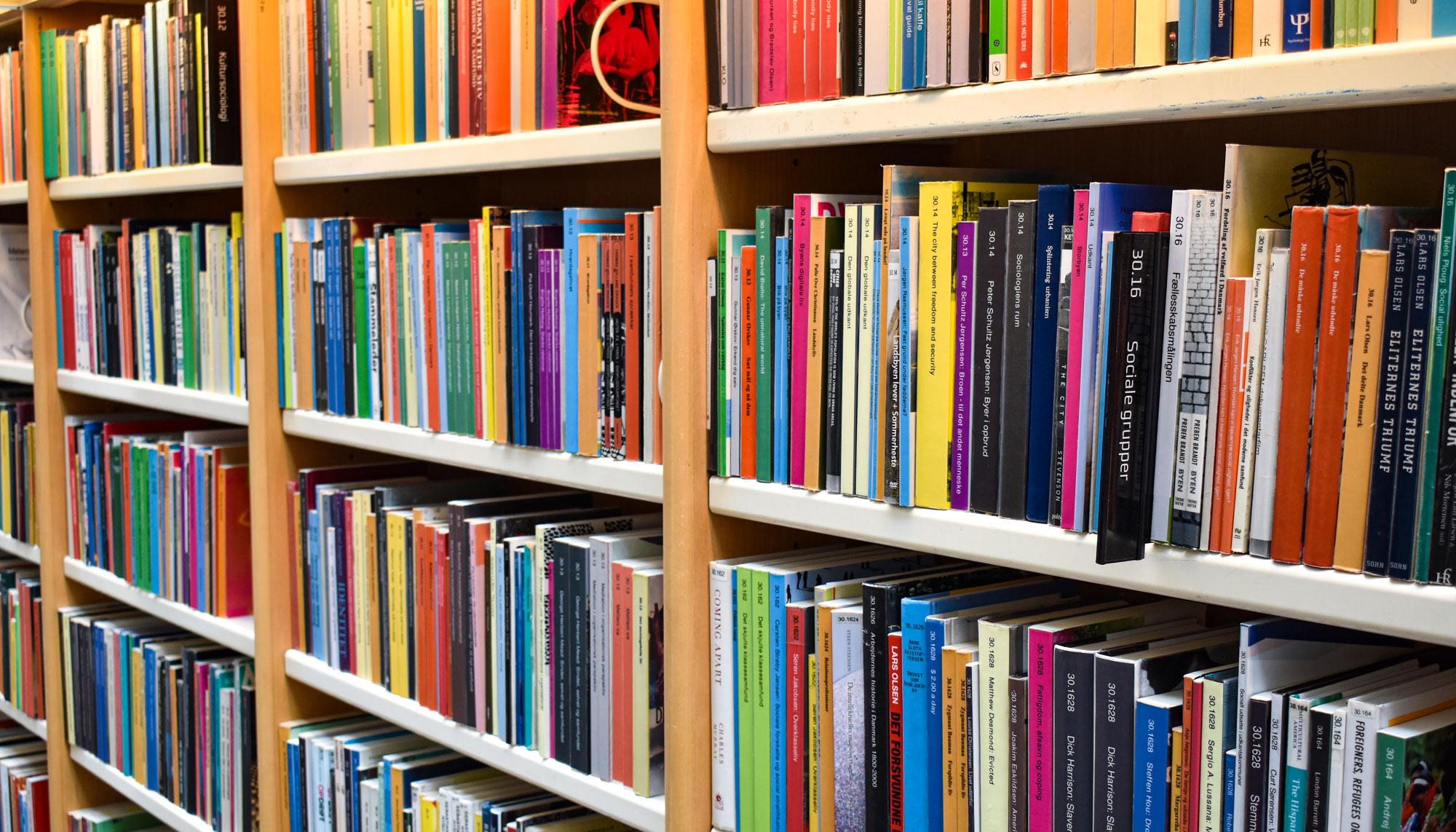 Gør et kup: Aalborg Bibliotekerne holder kæmpe BogBazar