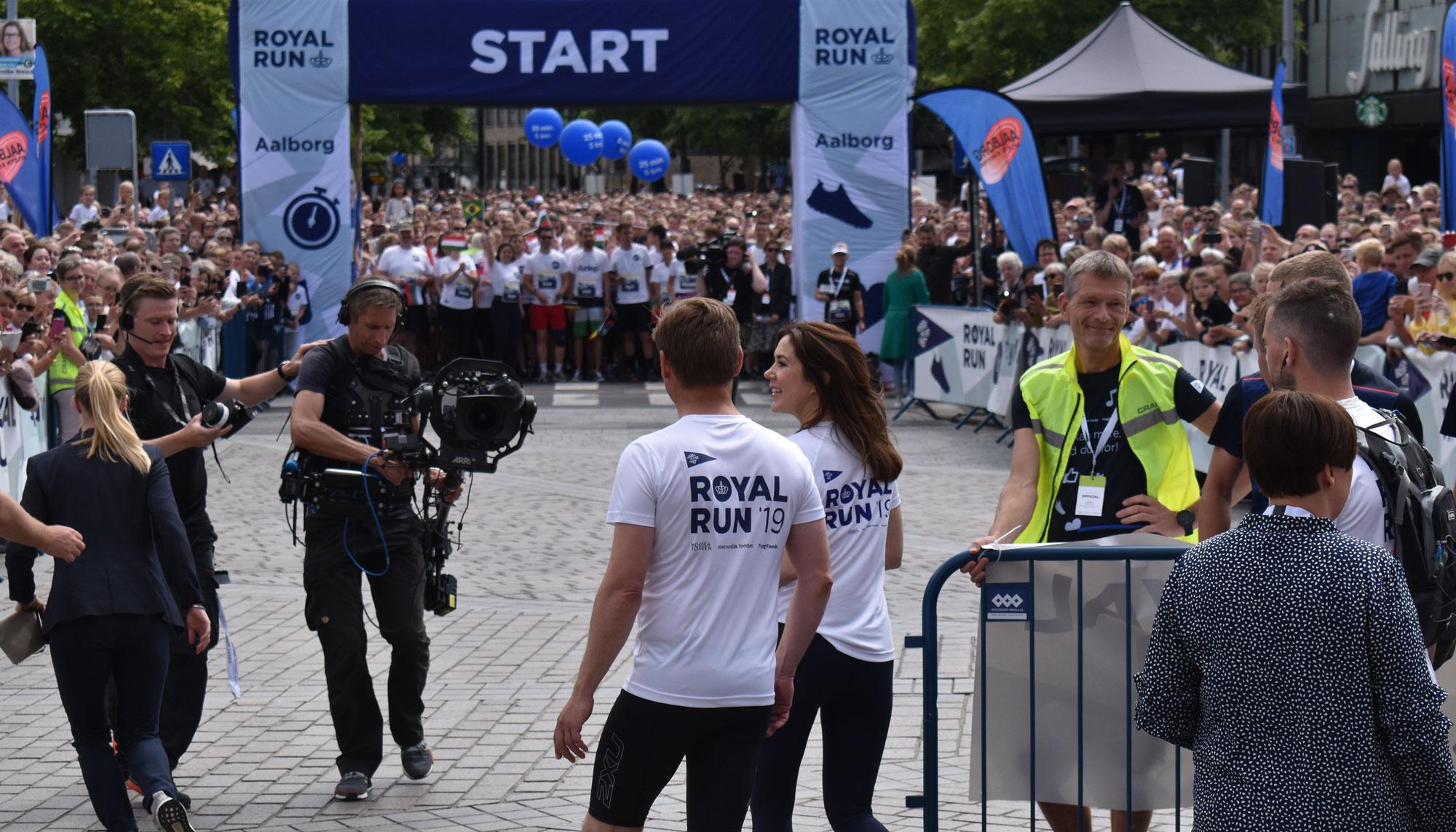 Royal Run i Aalborg: Sådan påvirker det trafikken