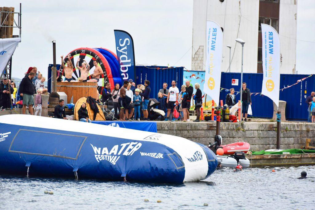 Masser af sjov i vandet: Dyst mod verdens hurtigste til Waater Festival