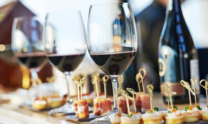 Arkivfoto vinfestival