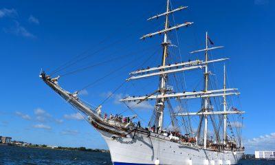 78f0fa776f2 Det sker i Aalborg · Trods regn og blæst: Over en halv million besøgte The  Tall Ships Races