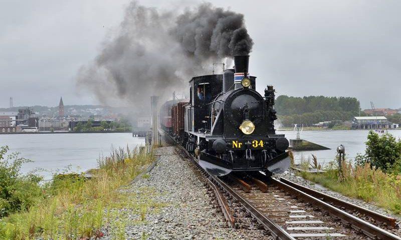 Foto. Limfjordsbanen