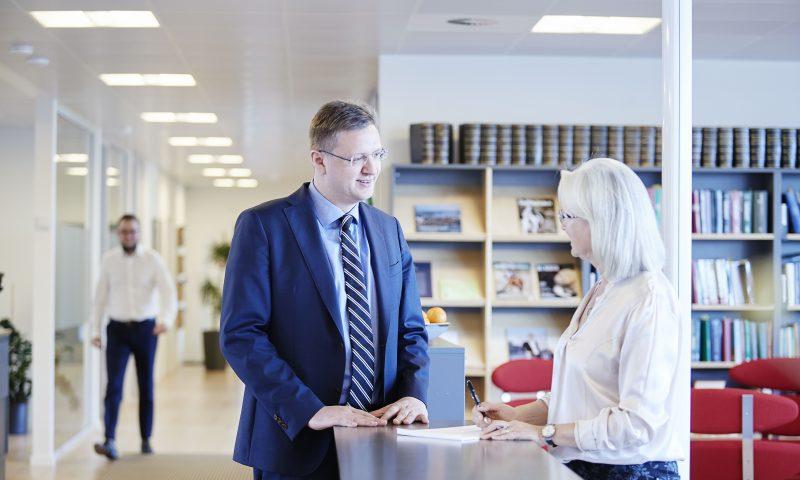Rasmus B. Bylov, advokat og partner, og Hanne Buus, juridisk sagsbehandler, hos Haugaard|Braad Advokatfirma.