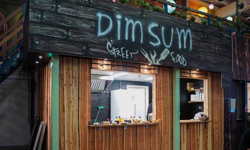 Dim Sum er det nyeste skud på stammen af køkken ved Aalborg Street Food - The Lighthouse