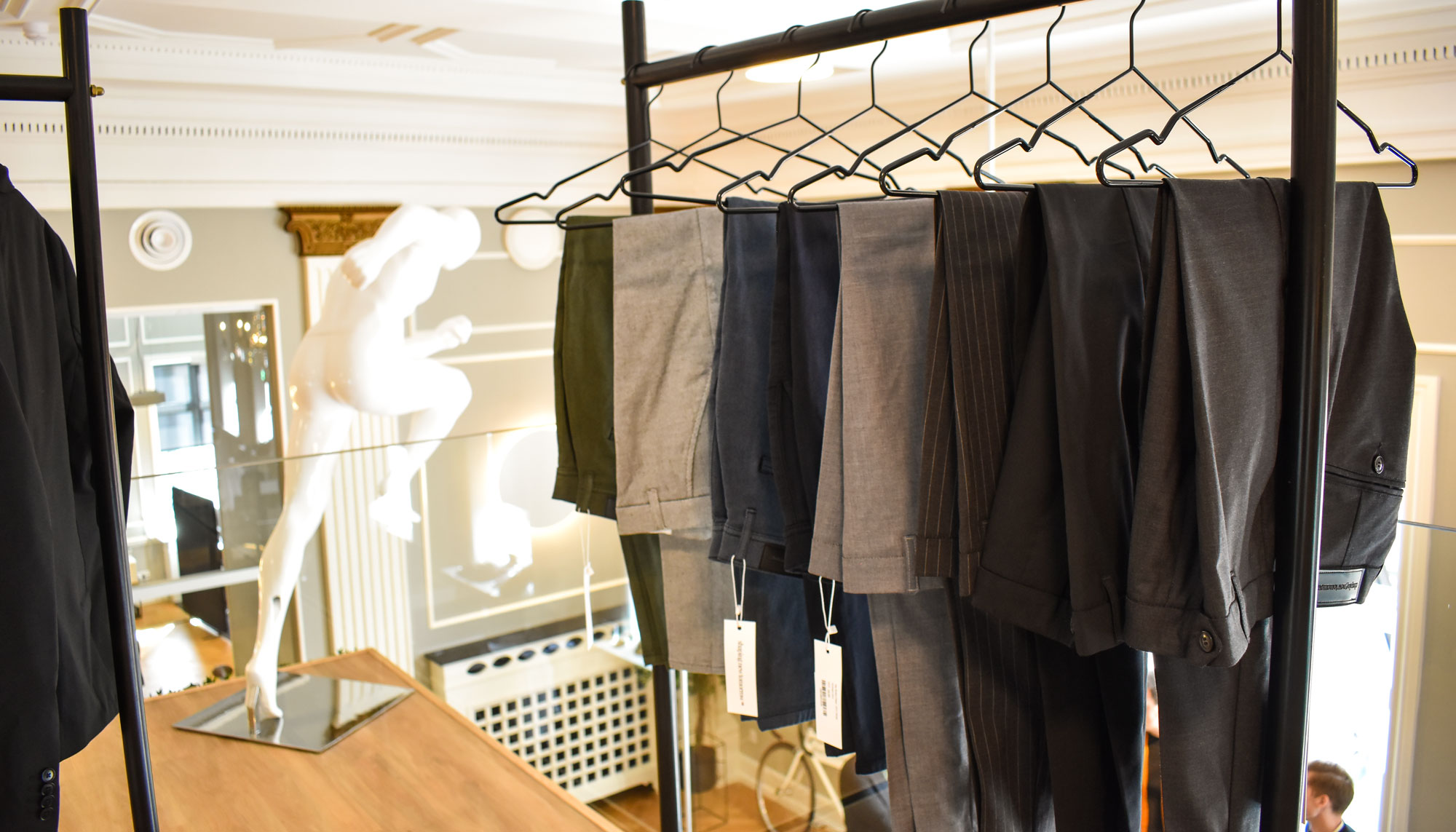 Shaping new tomorrow i nye klæder: Er det her Aalborgs vildeste kontor?