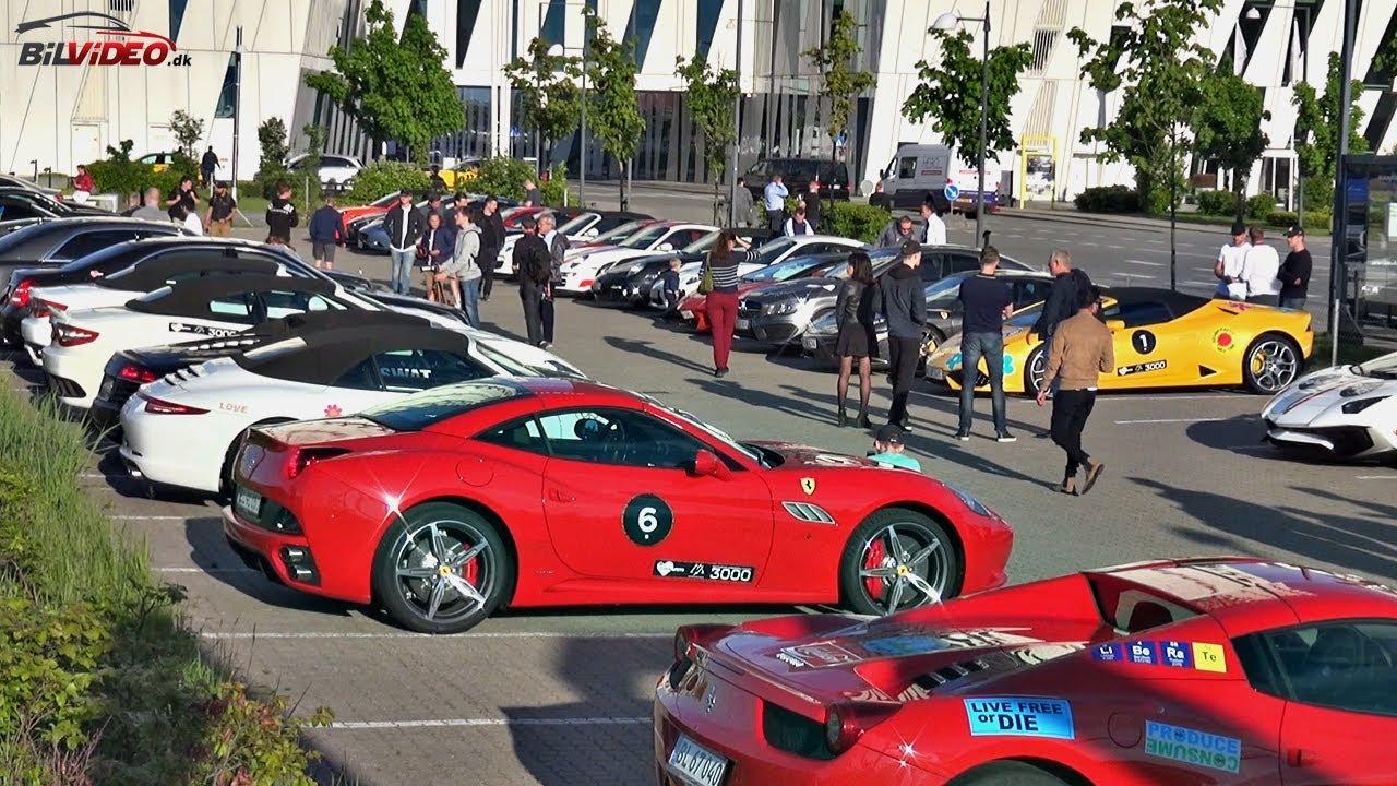 Cool Car Race slutter i Aalborg i år: Her kan du opleve de vilde superbiler