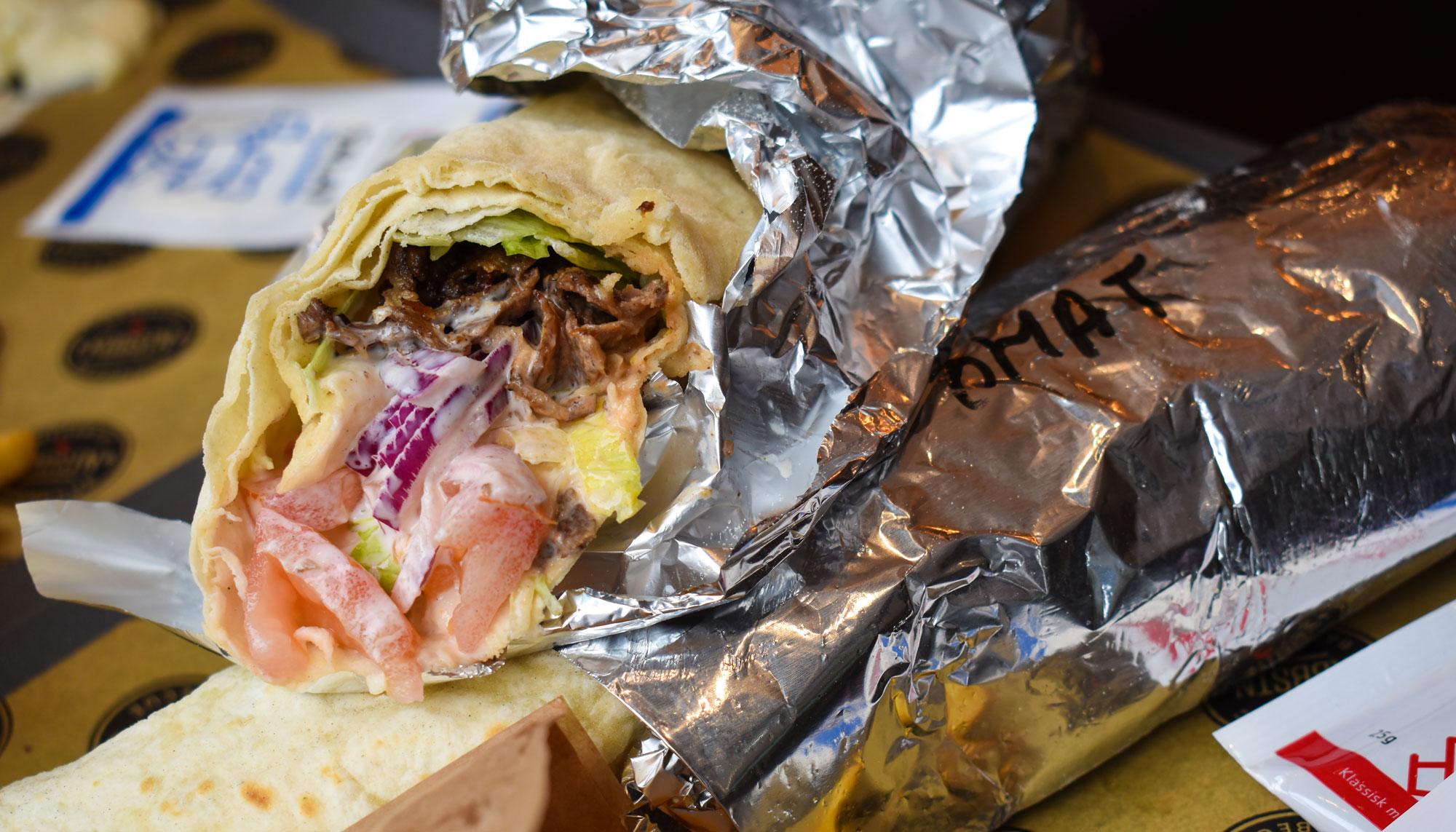 Den store durum-guide: Her får du den bedste kebab i Aalborg