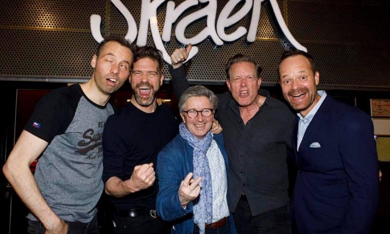 Sidste gang var Mogens Jørgensen special guest star Foto: Den Grå Side Live