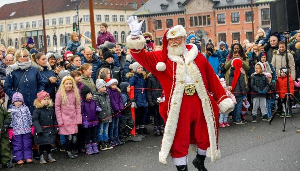 Stig Rossen synger for: Julelysene tændes i Aalborgs midtby i næste uge