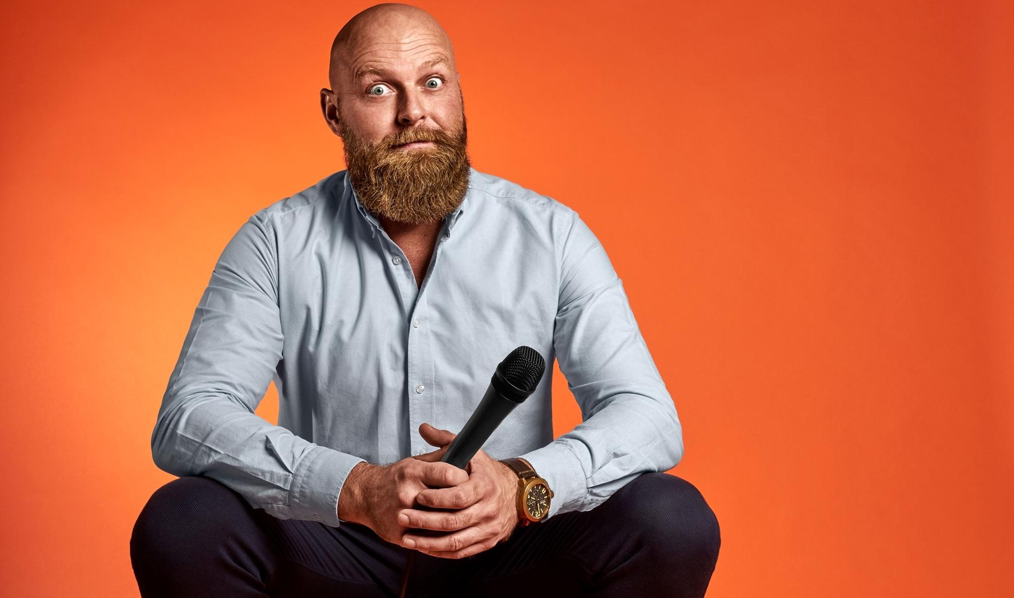 Du kan stadig nå det: Nicolaj Lange laver ekstra show på Skråen