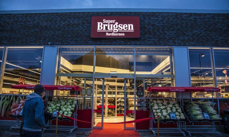 Foto: Superbrugsen Nordhavnen