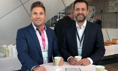 Kristoffer Glerup og Peter Rasmussen