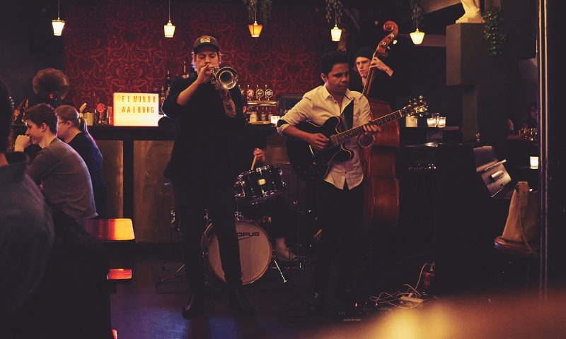 Fotograf: Jonas Svendsen , Jazz i Gaden #9